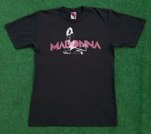 Madonna Confessions Fan Club T Shirt Size Medium