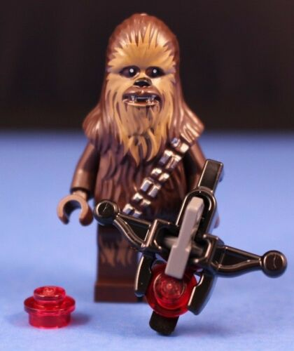 Shooting BOWCASTER Force Awakens LEGO® STAR WARS™ 75105 CHEWBACCA™ Minifigure
