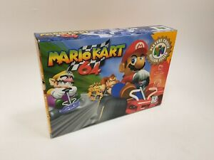 Mario Kart 64 Player's Choice BOX Only Nintendo 64 N64 See Pictures