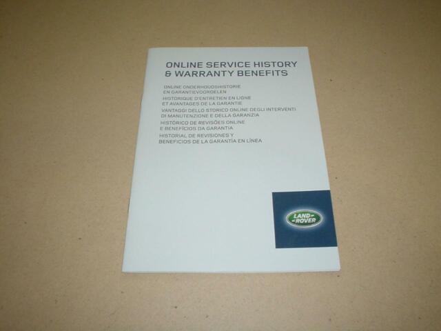 Land rover freelander2 owners manual for sale online   ebay.