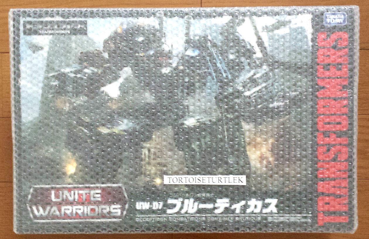 Transformers UW07 Bruticus unir Guerreros Figura De Acción