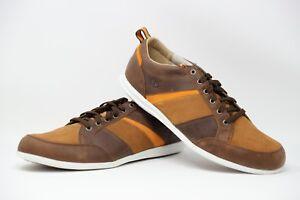 naranja Burnetsvl tamaño 11 para y 46 Ox zapatos hombres Eur 5 marrón Timberland Uk Uf1IRxwqU
