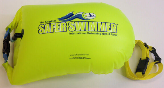 SaferSwimmer - 20L PVC - Green