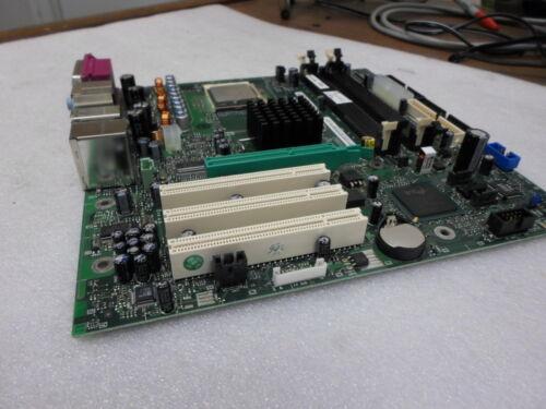 DELL 0F4491 MOTHERBOARD w//1x INTEL SL6PF,SL7D8 CPU for DIMENSION 4600 MT USED