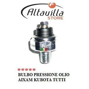 BULBO-PRESSIONE-OLIO-MOTORE-AIXAM-KUBOTA-K158413901-721-400-SCOUTY-CROSSLINE