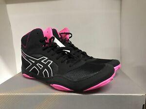 Asics Snapdown 2 Wrestling Shoes Black
