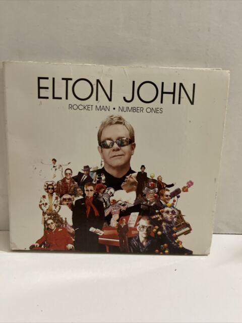 Rocket Man: Number Ones by Elton John (CD, Mar-2007, Mercury) Greatest Hits
