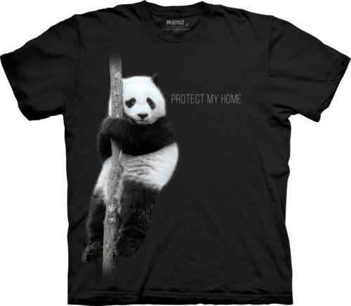 The Mountain Child Panda Protect My Home Animal T Shirt