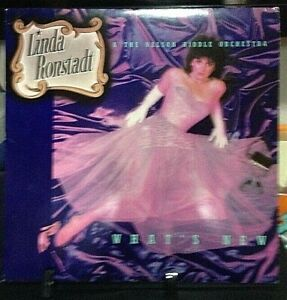 LINDA RONSTADT What's New Album Released 1983 Record/Vinyl Collection USA