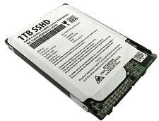 """New 1TB 5400RPM 64MB + 8GB NAND (7mm) SATA III 6Gb/s 2.5"""" SSHD Hybrid Hard Drive"""