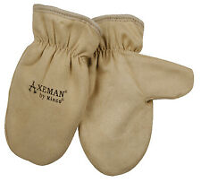 Mittens Polar Fleece Amp Suede Childs Ages 7 12 1930 Km