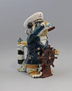 9941922 Ens/Fagiolo/Acciaio Porcellana Boccale di birra da collezione Bulldog