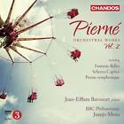 Orchesterwerke Vol.2-Paysages franciscains/+ von Bavouzet,Bbc Philharmonic,Mena (2015)