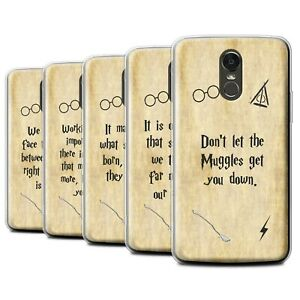 Gel-TPU-Case-for-LG-Stylus-3-Stylo-3-K10-Pro-School-Of-Magic-Film-Quotes