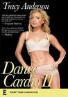 Tracy Anderson - Dance Cardio II (DVD, 2013)