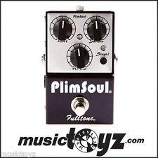 Fulltone Plimsoul Overdrive Guitar Pedal - NEW - FREE Ship/Gift