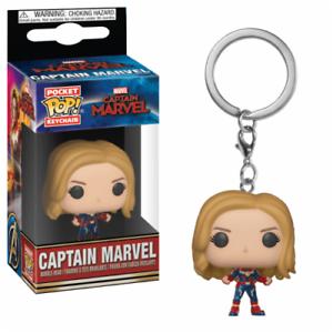Pocket POP Keychain Captain Marvel Captain Marvel Marvel