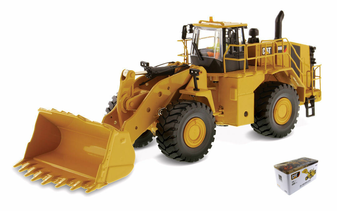 CAT 988k wheel Loader 1 50 model miniature Masters