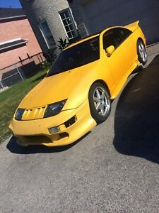 Nissan 300zx California Show Car