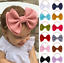 1PC Baby Headband Hairband Soft Elastic baby headbands Bow Hair Accessories