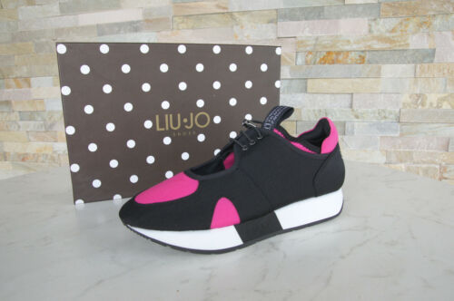 Liu Husuvp159 Rose Nouvellement Sneakers May Gr Chaussures Mocassins Noir Jo 38 qSvq6wHa
