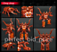 miniature 21 - Hasbro Transformers TITANS RETURN G1 IDW Windcharger Gnaw Action Figure No Box