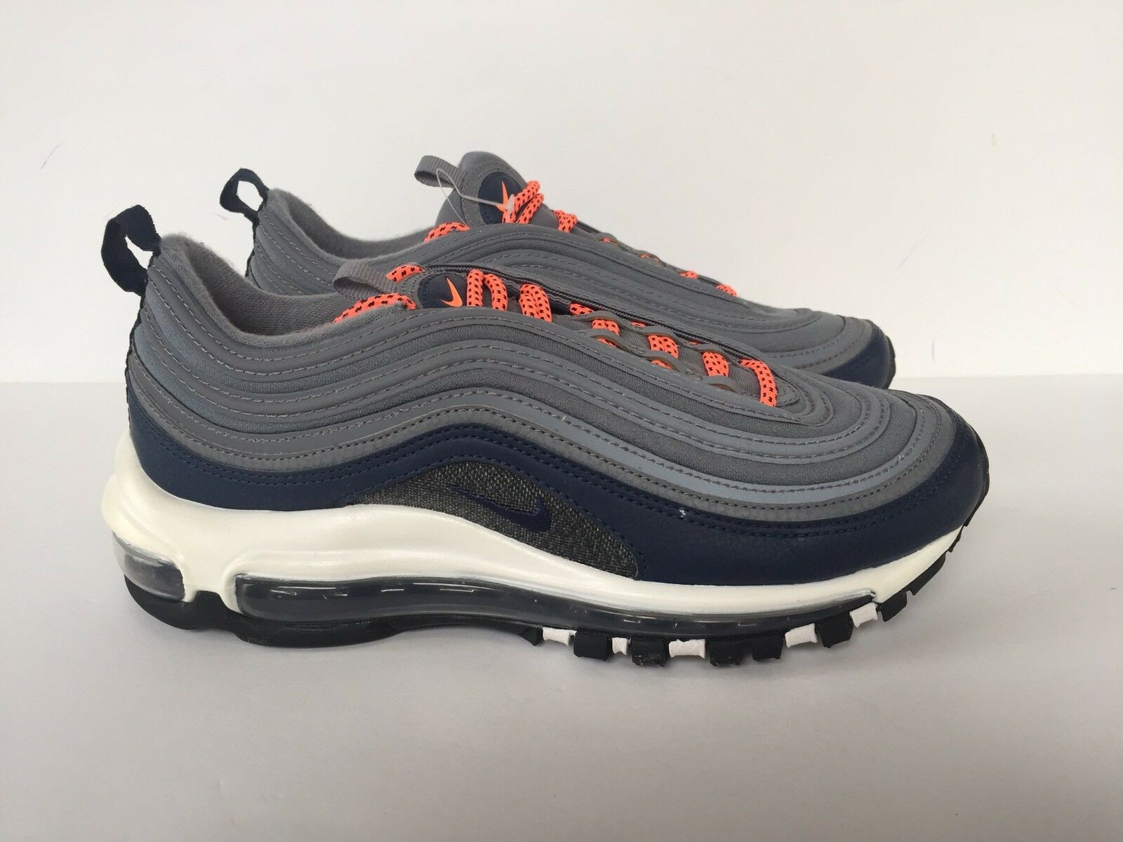 NEW  NIKE AIR MAX 97 SAMPLE DARK Gris 921733-002 Femme Taille 7 NEW