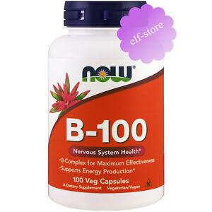 Now-Foods-B-100-Vegetarian-capsules