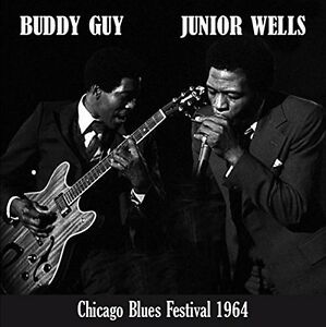 Chicago-Blues-Festival-New-Vinyl-LP-UK-Import