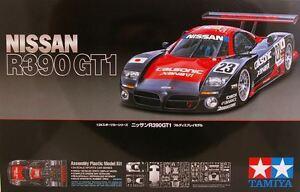 Tamiya 24192 1/24 Scale Model Car Kit TWR Nissan R390 GT1 1997 24 Hours Le Mans 760488154694