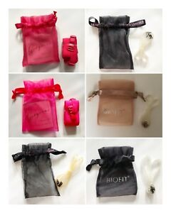 5bd8716fdc3b7 VICTORIA S SECRET REPLACEMENT BRA STRAPS Pink Clear Beige Black ...