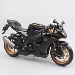 1-12-Maisto-Kawasaki-NINJA-ZX10R-die-cast-Scale-motorcycle-models-toy-motorbike