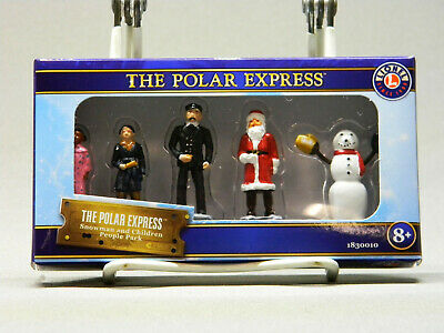 Lionel POLAR EXPRESS Snowman /& Children People Pack  # 1830010