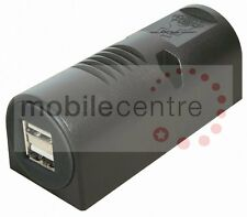 12V or 24V DC input IPad Iphone charger socket car truck lorry van 12W output 5V