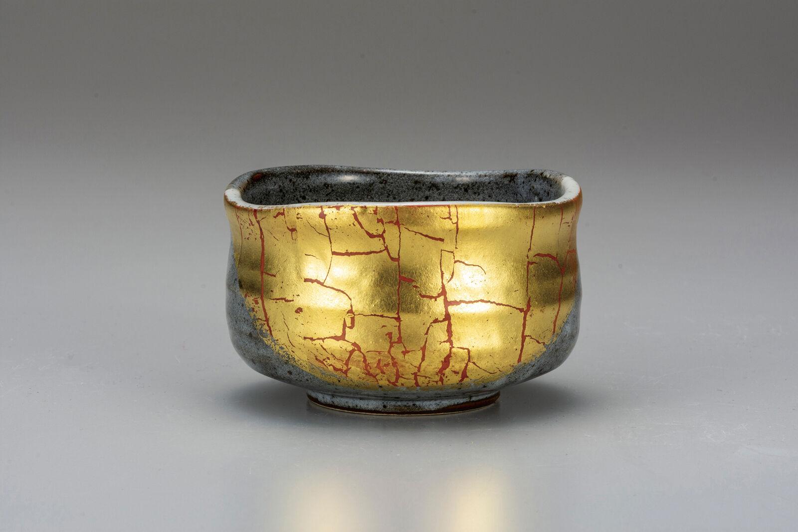 Kutani porcelaine bol japonais Kinpaku JK6-797