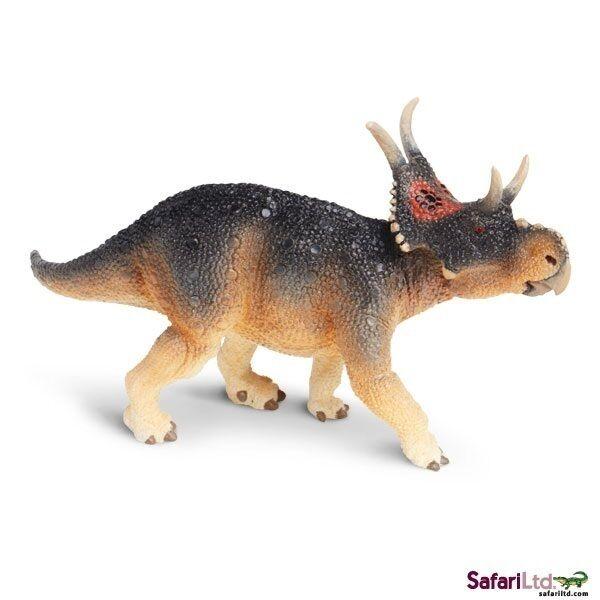 Diabloceratops 14 cm Serie Dinosaurier Safari Ltd 301129