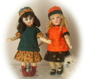 SUMMER GAUTIER OUTFITS FOR BLEUETTE HATS DRESSES COAT LOTS OF Patterns