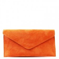 Item 5 Womens Las Real Suede Leather Envelope Clutch Evening Shoulder Chain Bag