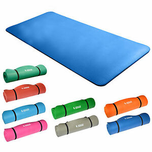 HANSSON-Yogamatte-Gymnastikmatte-Sportmatte185x80x1-5cm-100-schadstofffrei-NEU
