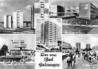 AK, Das neue Bad Salzungen, fünf Abb., 1970