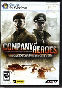 company of heroes opposing fronts download free pc