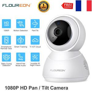 1080P-HD-IP-Camera-Surveillance-Sans-fil-Vision-Nocturne-Interne-Wifi-YI-Cloud