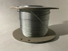 1000/' 7x7 3//32 SNARE CABLE GALVANIZED AIRCRAFT SPOOL SURVIVAL WIRE TRAPPING