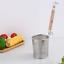 miniatura 1 - Acero inoxidable cocina tamiz mehlsieb para fideos, buñuelos, verduras