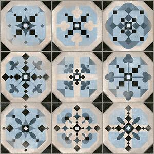 victorian stanley patterned ceramic floor tile 31.6 x 31.6   ebay