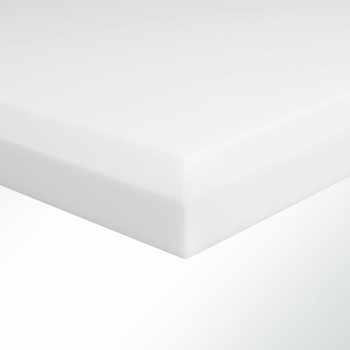 15x Akustik Schaumstoff Schall Dämmung 100x50x8cm aus Basotect® weiß mit Decor