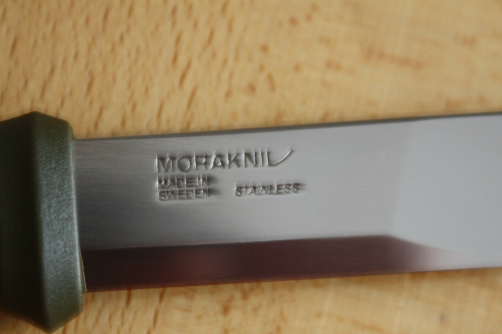 Couteau de chasse chasse chasse K J Eriksson Mora 2000, Sweden 3d594b