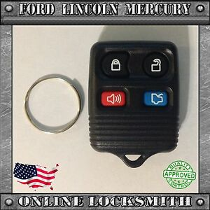 New Replacement Remote Shell For Ford F150 F250 F350 Keyless entry Key Fob Case
