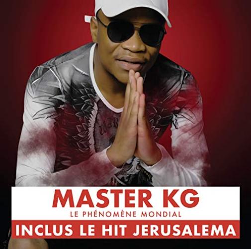 MASTER KG-JERUSALEMA CD NEU