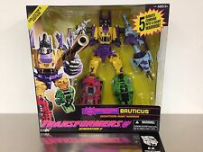 Transformers Generations 2 Fall Of Cybertron Bruticus 5-Pack NEW SEALED
